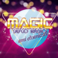Logo of radio station Magic Disco Radio