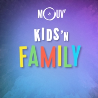 Logo of radio station Mouv' Kids 'n Family