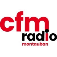 Logo of radio station CFM Radio - Montauban