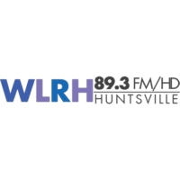 Logo of radio station WLRH 89.3 FM