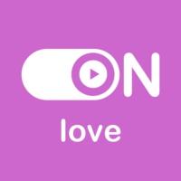 """Logo de la radio """"ON Love"""""""