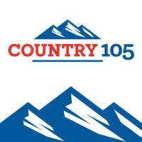 Logo de la radio CKRY-FM Country 105