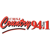 Logo of radio station CHSJ-FM Country 94
