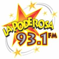Logo of radio station XHCRA  La Poderosa 93.1