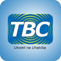Logo of radio station TBC FM