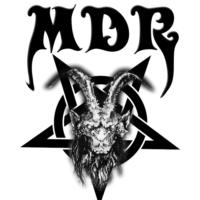 Logo of radio station Metal Devastation Radio