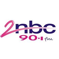Logo of radio station 2NBC FM
