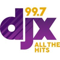 Logo de la radio WDJX 99.7 DJX