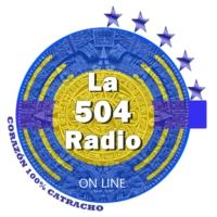 Logo of radio station La 504 radio