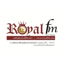 Logo of radio station Royal FM 95.1 Ilorin