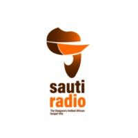Logo de la radio SAUTI  RADIO