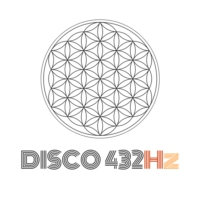 Logo de la radio disco 432Hz
