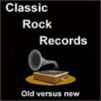 Logo de la radio Classic Rock Records