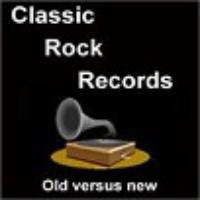 Logo of radio station Classic Rock Records