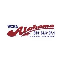 Logo of radio station WCKA Radio