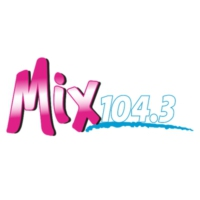 Logo de la radio KMXY Mix 104.3