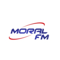 Logo of radio station Moral FM