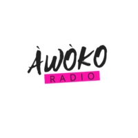 Logo of radio station Awoko Radio