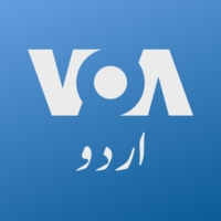 Logo of radio station وائس آف امریکہ - VOA Urdu