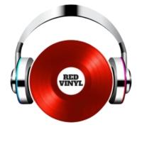 Logo of radio station Red Vinyl