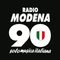 Logo of radio station Radio Modena 90