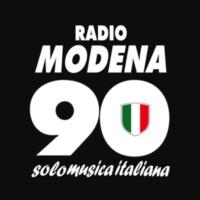 Logo of radio station Radio Modena 90