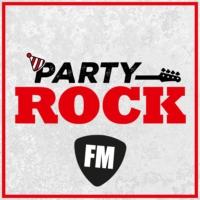 Logo de la radio Party Rock.FM • Best-of-Rock.FM • Rockland Radio