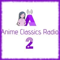Logo of radio station Anime Classics Radio 2
