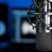 Logo of radio station 357 radio jamz