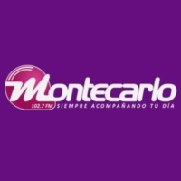 Logo of radio station Radio Montecarlo