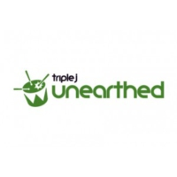 Logo of radio station ABC - Triple J Unearthed