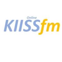 Logo of radio station KIISSFM