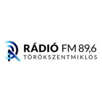 Logo of radio station Rádió Törökszentmiklós
