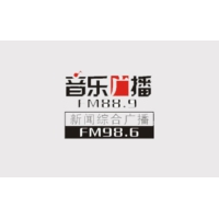 Logo of radio station 钦州综合广播