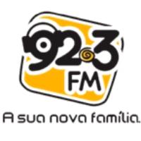 Logo of radio station Rádio 92.3 FM