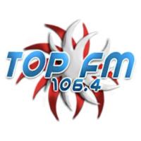 Logo of radio station Top FM 106.4