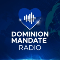Logo of radio station DOMINION MANDATE RADIO