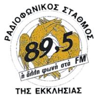 Logo de la radio Εκκλησία της Ελλάδος 89,5