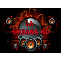 Logo of radio station La Urbana RD