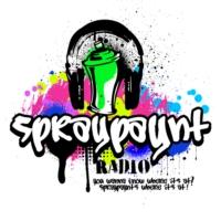 Logo of radio station Spraypaynt Radio