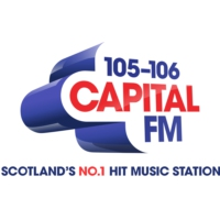Logo of radio station Capital Glasgow
