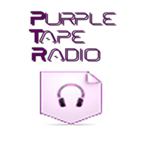 Logo de la radio Purple Tape Radio