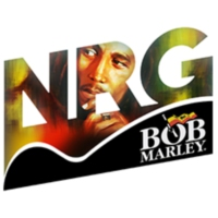 Logo de la radio NRG Bob Marley