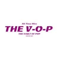 Logo of radio station 1540 The V-O-P