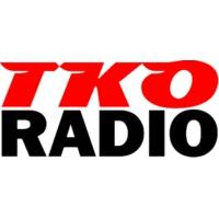 Logo of radio station TKO Radio