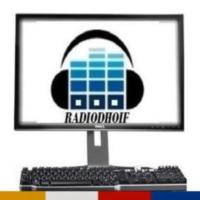 Logo of radio station RADIODHOIF