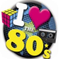 Logo of radio station 1Club.fm - 80's Pop Hits Channel