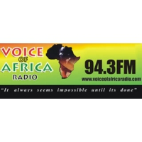 Logo de la radio Voice of Africa Radio