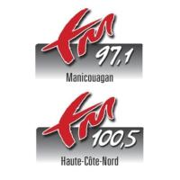 Logo de la radio CHLC-FM