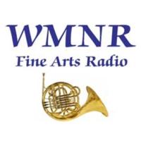 Logo of radio station WMNR